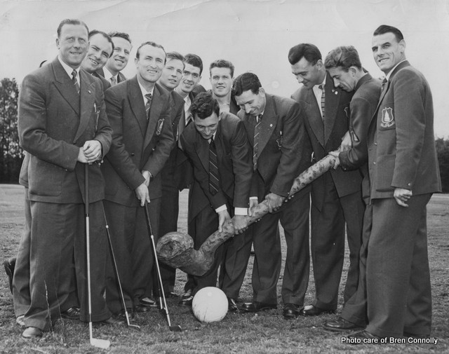 Leyfield-soccer-meets-golf-north-american-tour-1956