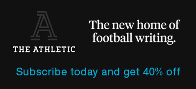 Subscribe to The Athletic, Get 40% off