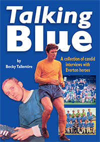 Talking Blue by Becky Tallentire
