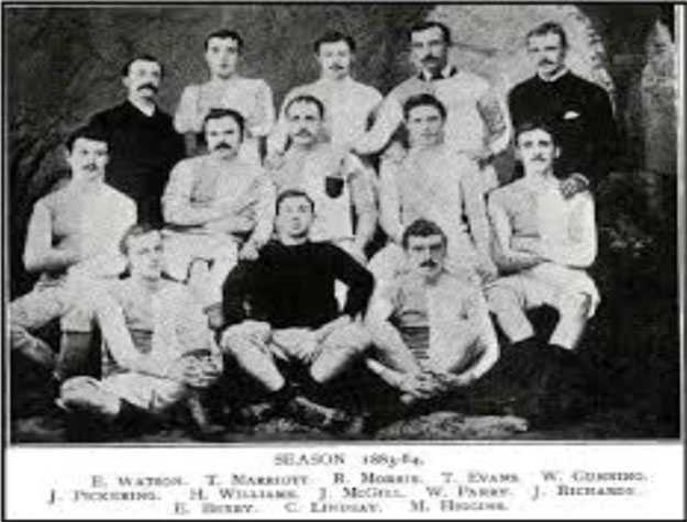 Everton team, 1883-84