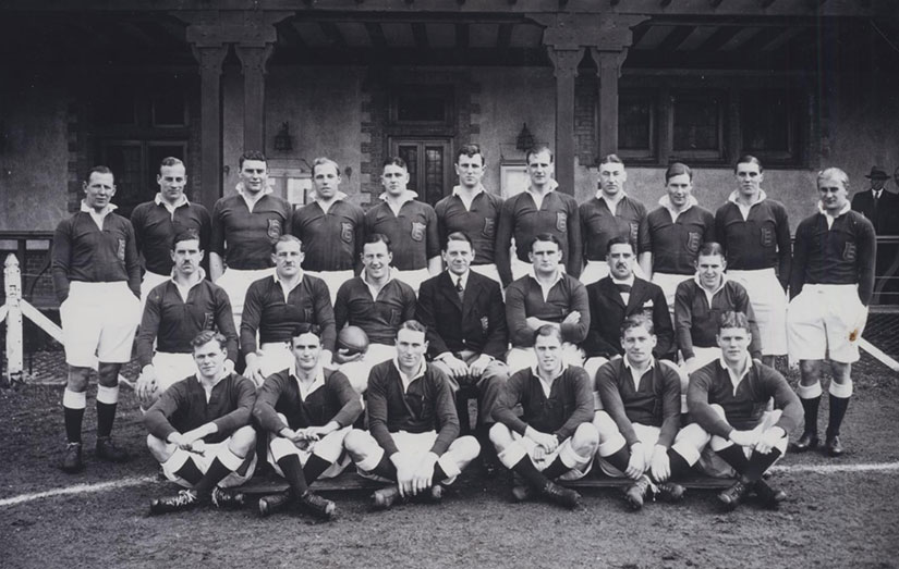 1936 Lions touring party of Argentina.jpg
