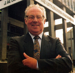 TE Jones in 1991