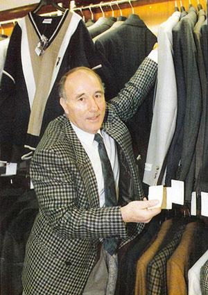 Dennis Stevens in 1991