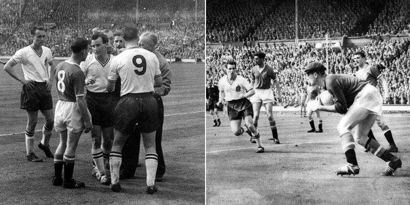Dennis Stevens 1958 FA Cup final