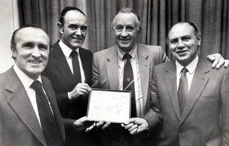 Eglington Martin and Farrell circa 1980