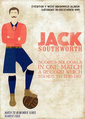 Jack Southworth card by ToffeeArt