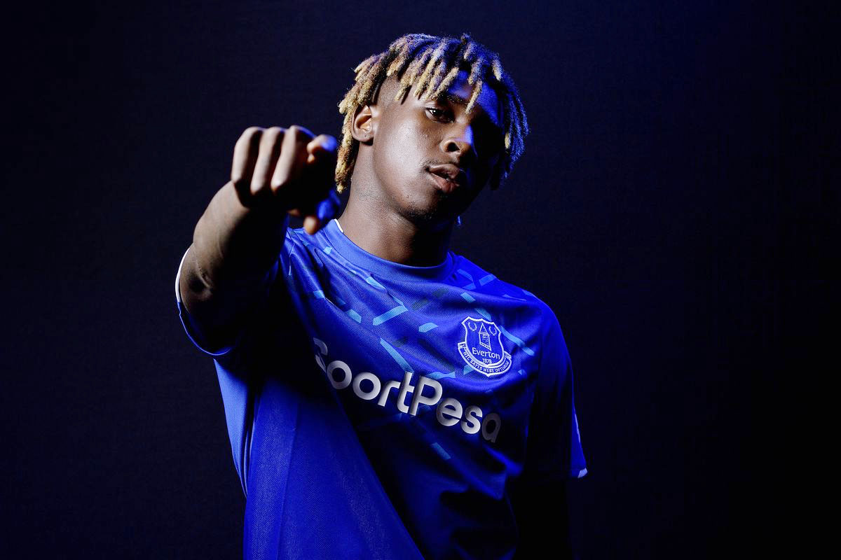 Moise Kean Everton Player Profile Toffeeweb