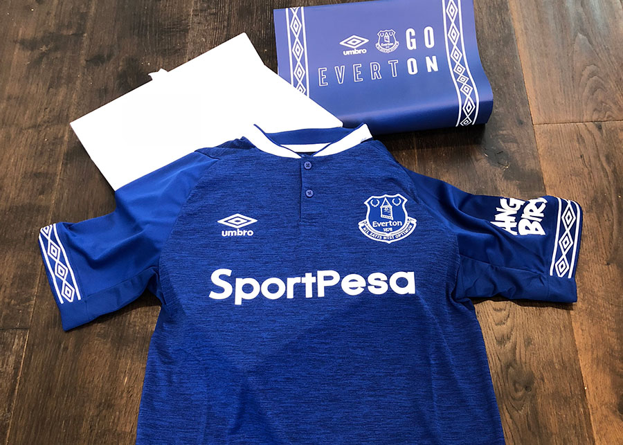 "fec4532fa4f ""Go On."" Unboxing the 2018-19 Home Kit"