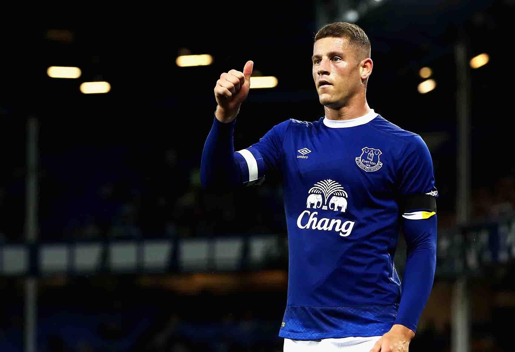check out ce70e 65b99 Ross Barkley | Everton Player Profile | ToffeeWeb